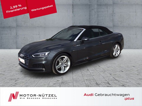 Audi A5 2.0 TFSI QU Cabriolet 3xS-LINE VC