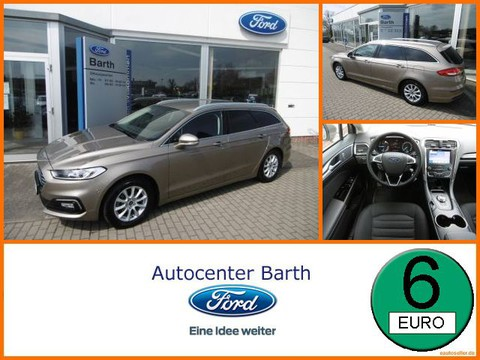 Ford Mondeo 2.0 EcoBlue Business Edition