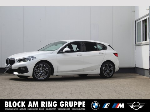 BMW 118 d Sport Line