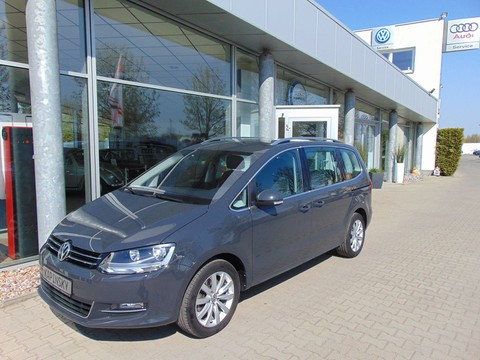 Volkswagen Sharan Highline Frontsch beheizbar