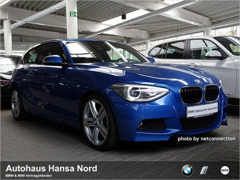 BMW 125 d M-Sportpaket HGSD