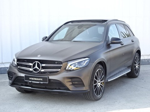 Mercedes GLC 300 AMG MAGNO SPORT NIGHT
