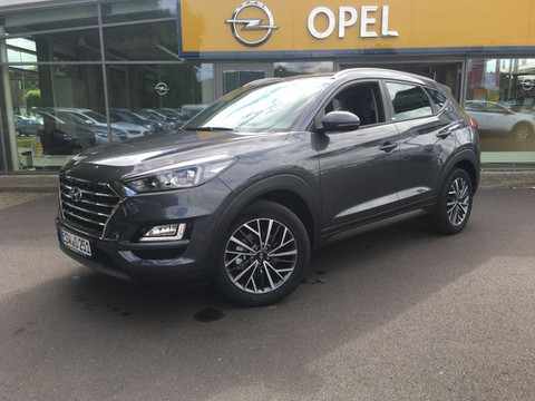 Hyundai Tucson 1.6 T 177PS Automat 264 - Leasing
