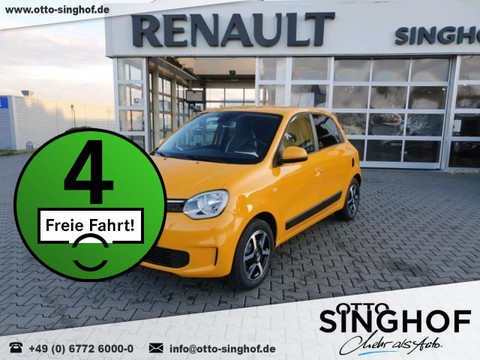 Renault Twingo 1.0 SCe 75 Limited (EURO 6d-)