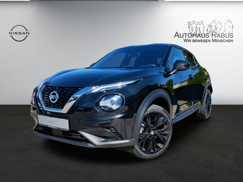 Nissan Juke 1.0 DIG-T Automatik