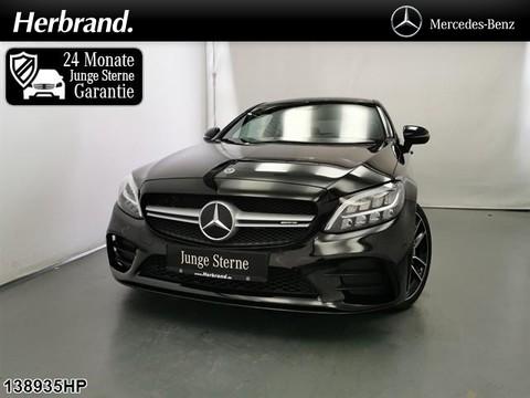 Mercedes-Benz C 43 AMG Coupe Night-Paket Sport-Abgasanlage