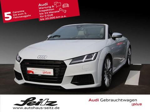 Audi TTS 2.0 TFSI quattro CONNECTIVITY