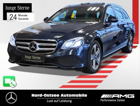 Mercedes-Benz E 350 T d Avantgarde TV