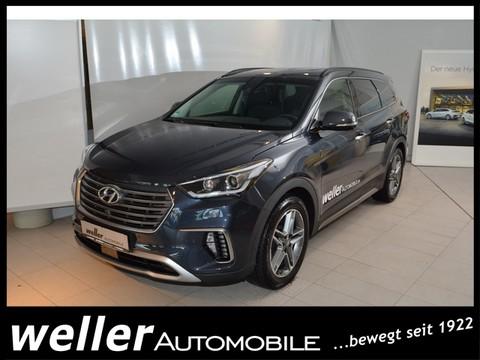 Hyundai Grand Santa Fe Technik-Paket Sicherheits-Paket