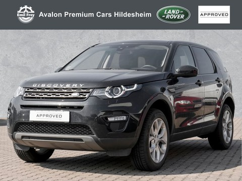 Land Rover Discovery Sport TD4SE WinterP