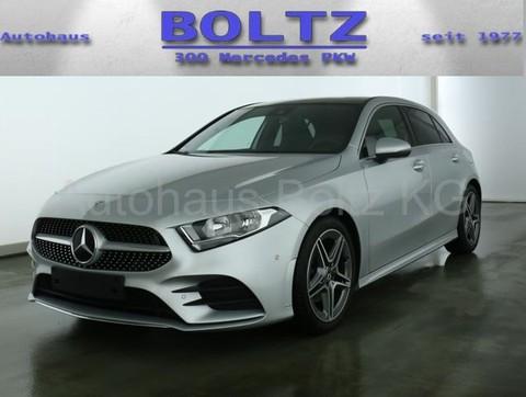 Mercedes-Benz A 200 AMG Line Business
