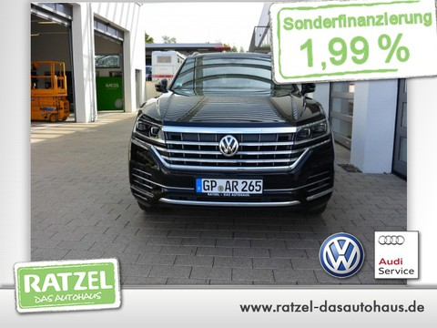 Volkswagen Touareg 3.0 V6 TDI Elegance