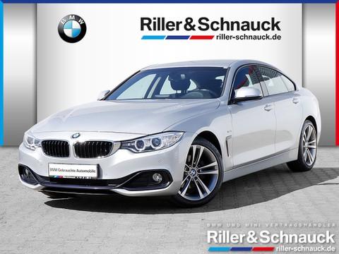BMW 420 Gran Coupe Sport Line SPORTLENKUNG
