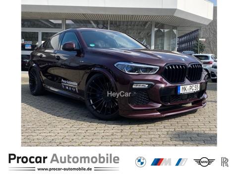 BMW X6 xDrive40d HAMANN MOTORSPORT UMBAU SONDERFARBE