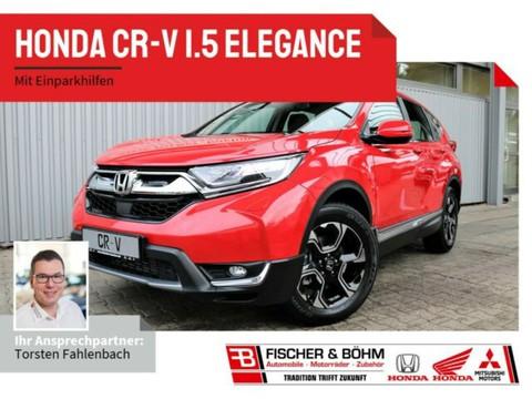 Honda CR-V 1.5 Elegance Einparkhilfen