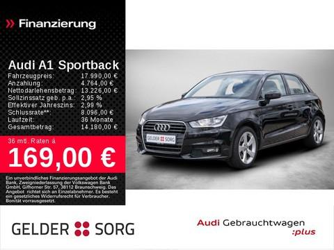 Audi A1 1.6 TDI Sportback sport