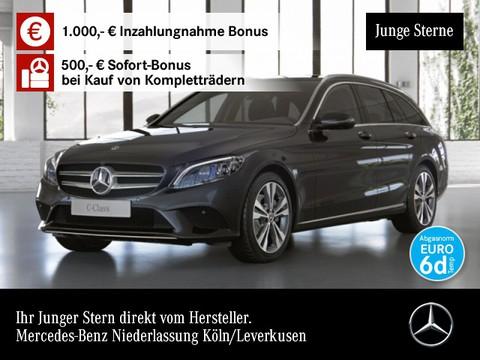Mercedes-Benz C 300 T Avantgarde ° SpurPak