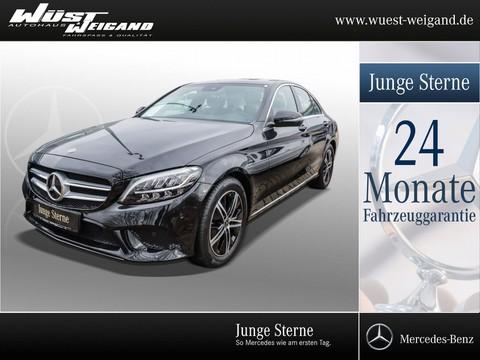 Mercedes-Benz C 180 Avantgarde Spur-Paket