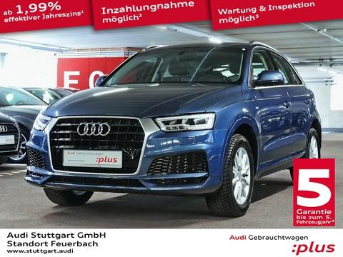 Audi Q3 2.0 TDI Design S line