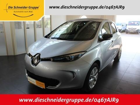 Renault ZOE Life zzgl Batteriemiete Option Limited