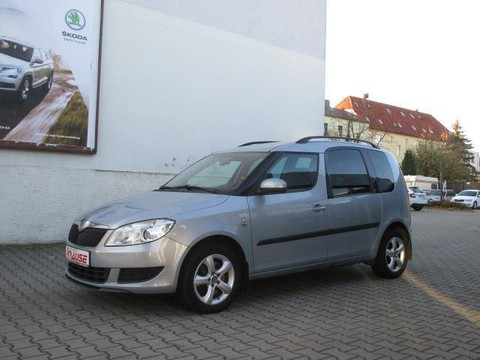 Skoda Roomster Family sehr gepflegt