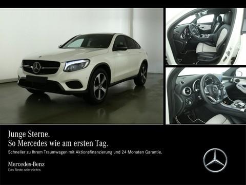 Mercedes GLC 300 Coupé Nightp