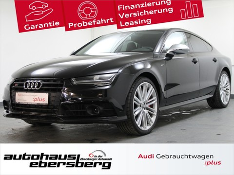 Audi S7 4.0 TFSI quattro Sportback side lane