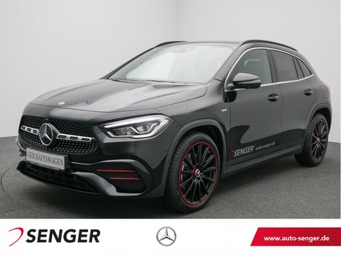 Mercedes-Benz GLA 220 d AMG Line Edition 1 °