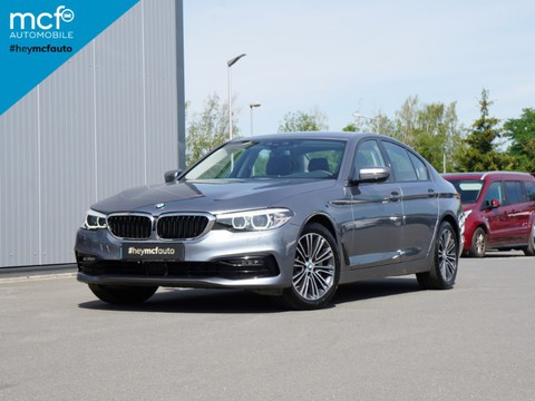 BMW 525 d Sport Line Driving Assistant 18Zoll