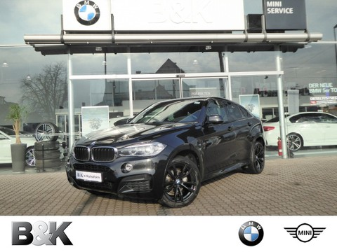 BMW X6 xDrive 30d M Sportpaket Pro el Sitze