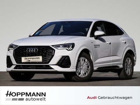 Audi Q3 Sportback S line Assistenzpaket S-Line