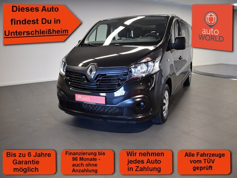 Renault Trafic 2.9 dCi 125 Energy L2H1 t Expression 9