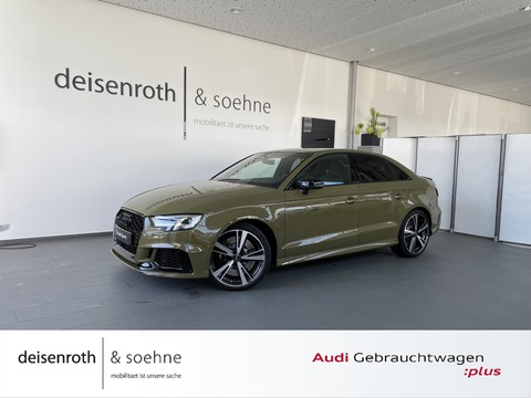 Audi RS3 2.5 TFSI Limousine 280kmh Sportabg