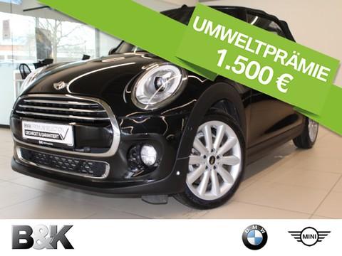 MINI Cooper D Cabrio Leasing 229 EUR o A
