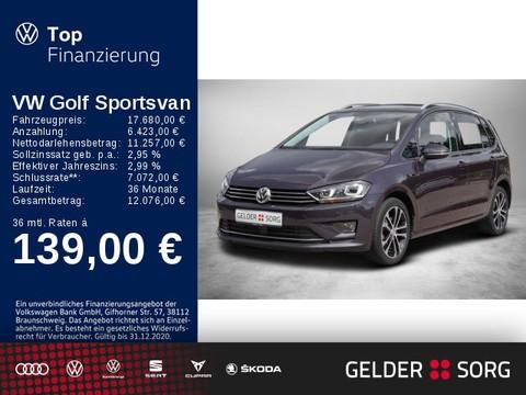 Volkswagen Golf Sportsvan 2.0 TDI Golf VII Sportsvan Lounge Stand
