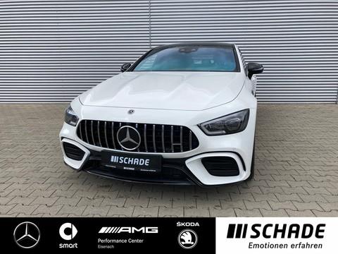 Mercedes-Benz AMG GT 43 AMG V8-Styling AMG Abgasanlage