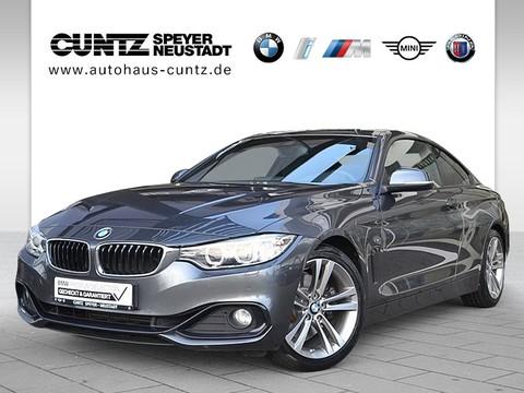 BMW 430 d Coupé Sport Line HK HiFi GSD