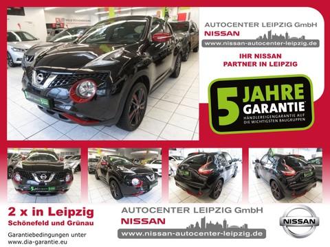 Nissan Juke 1.6 DIG-T N-Connecta