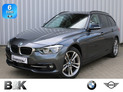 BMW 335 d xDrive Sport Leasing 589 o A