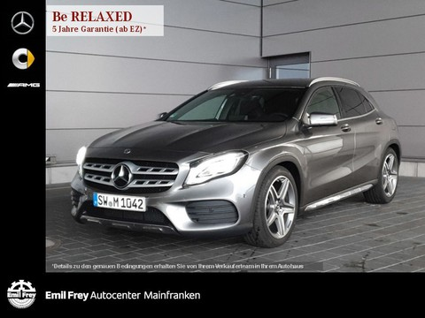 Mercedes-Benz GLA 200 AMG TotwinkelA Easy-Pack