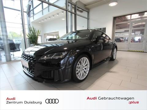 Audi TT 2.0 TFSI quattro Coupe 45 S line EU6d