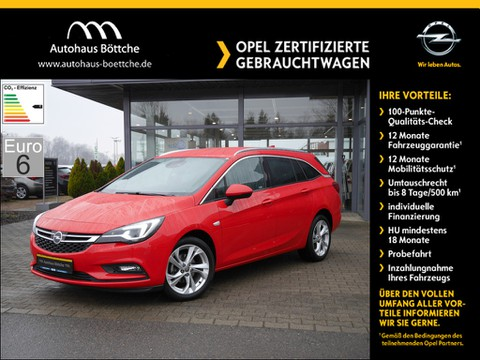 Opel Astra 1.4 ST Turbo Dynamic