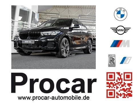 BMW X6 M50 d LiveCoPit Laser Komforts