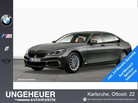 BMW M760 Li xDrive Limousine Ferngesteuertes Parken