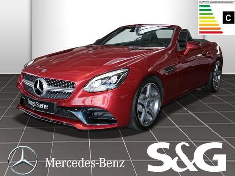 Mercedes-Benz SLC 300 AMG-LINE PanoDach