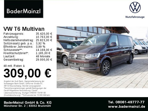 Volkswagen T6 Multivan 2.0 TDI Comfortline