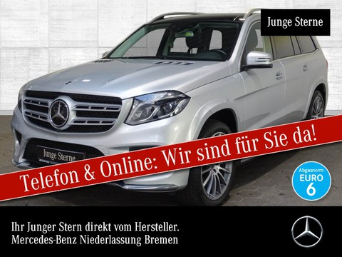 Mercedes-Benz GLS 500 AMG ° Harman