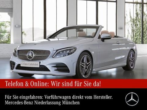 Mercedes-Benz C 200 Cabrio AMG