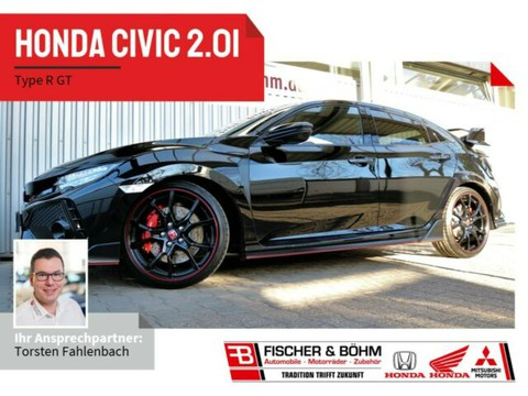 Honda Civic 2.0 -VTEC TURBO Type R GT - verfügbar