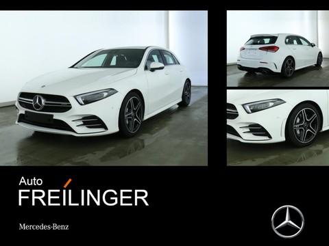 Mercedes-Benz AMG A 35 Burmester Des